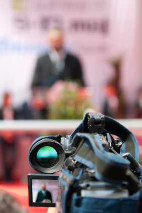 Media Training - Camera