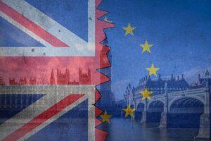 UK EU flag