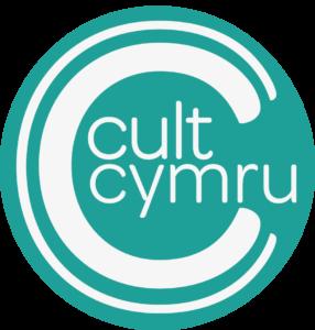 Cult Cymru logo